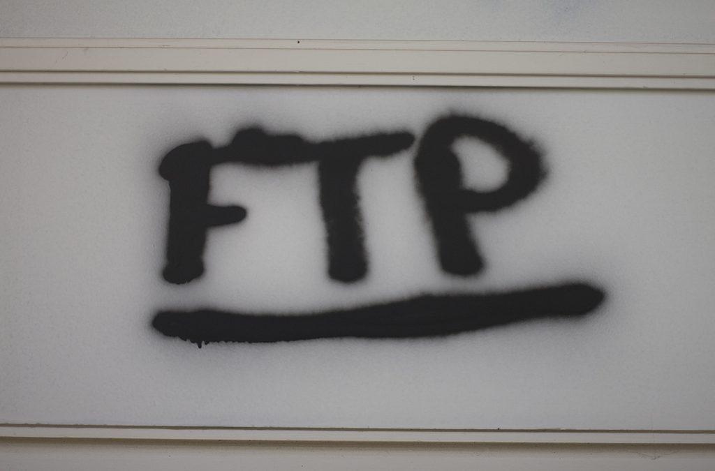 No puedo acceder al FTP, ¿Por que? ¿Que estoy haciendo mal?
