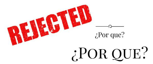 Me han rechazado mi solicitud de hosting gratis. ¿Por qué?