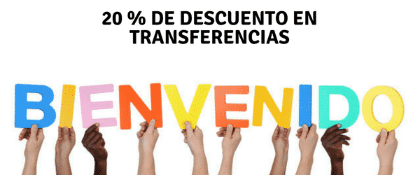 20% off en transferencias de hosting